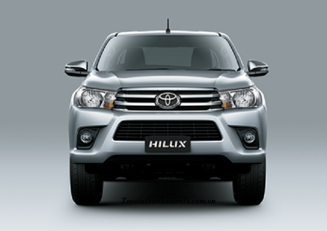 Toyota Hilux 2.8G 4x4 AT MLM